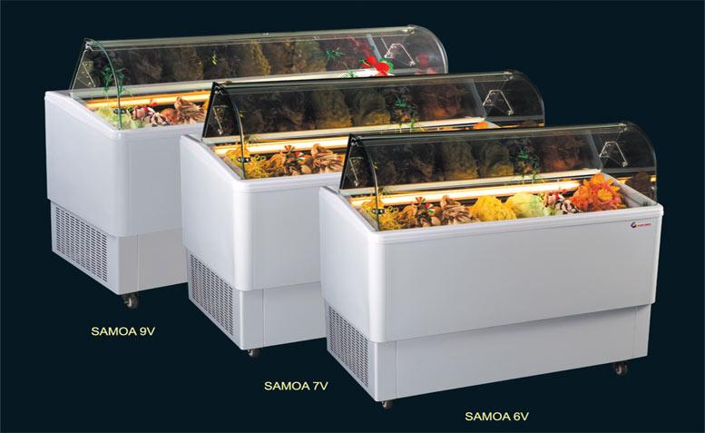 Vetrine gelato prezzi