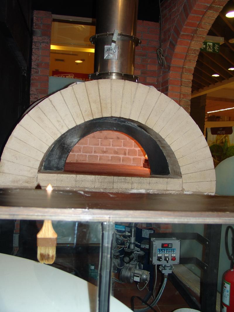 Forno per pizza a legna electrodomsticos - Forno per pizza domestico ...